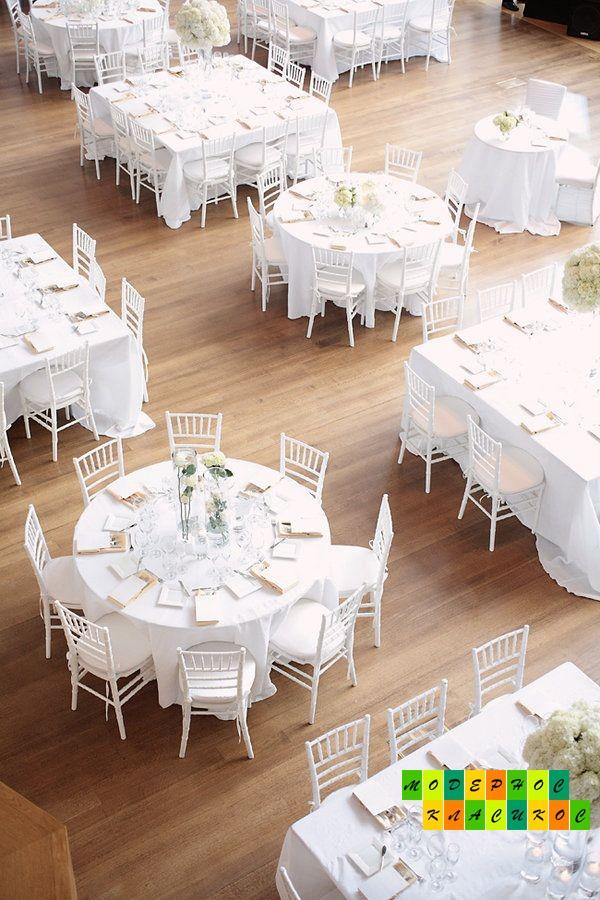 Стул деревянный Чиавари, цвет подушки и дерева белый