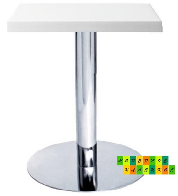 Стол Тава S квадратный 60*60 см, высота 72 см