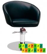 Кресло для парикмахерских Мурат Р, цвет черный