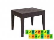 Столик пластиковый ALBA