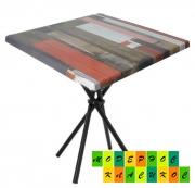 Стол Крос70SM квадратный 70*70 см